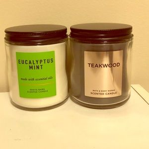 Other - Bath & Body Works candles